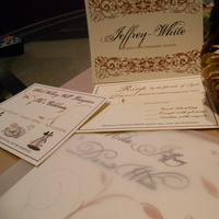 Favors & Gifts, Stationery, brown, Favors, Invitations, Inspiration board