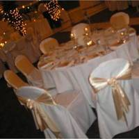 Ceremony, Reception, Flowers & Decor, white, yellow, silver, gold, Inspiration board