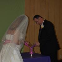 Ceremony, Flowers & Decor, pink, purple