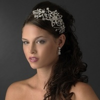 Beauty, Jewelry, silver, Headbands, Headband