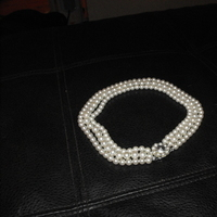 Ceremony, Flowers & Decor, Jewelry, white, silver