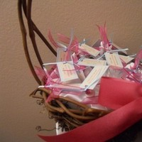 Ceremony, Flowers & Decor, Favors & Gifts, pink, Favors
