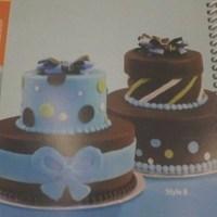 Cakes, red, black, cake