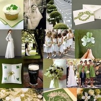 green, Inspiration board