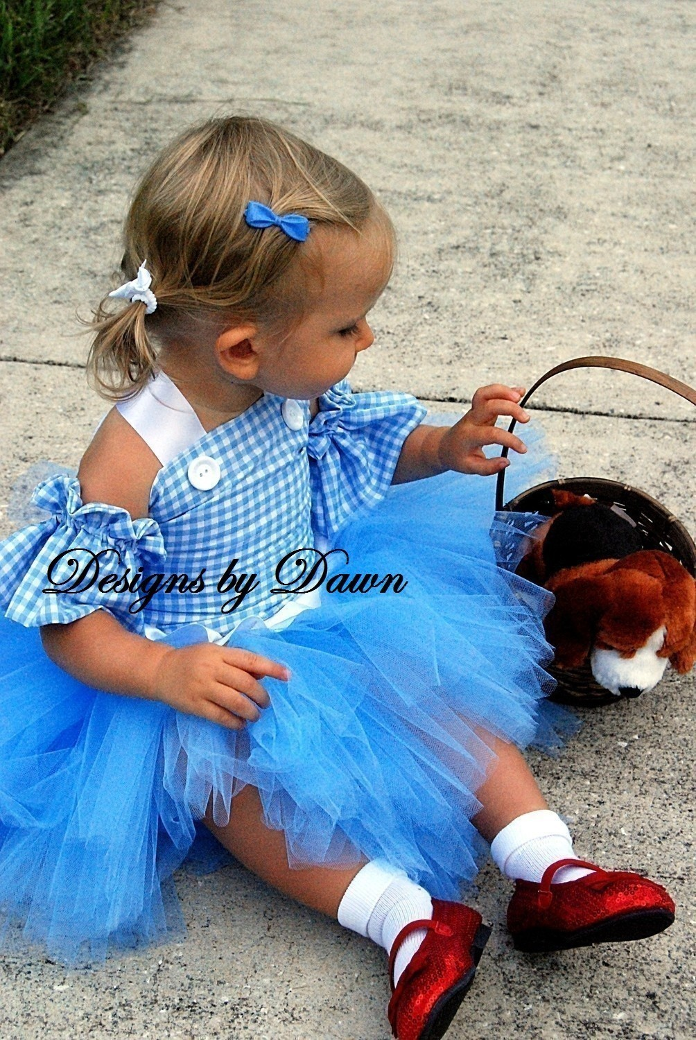 Flower Girl Dresses, Wedding Dresses, Fashion, blue, dress, Flower girl, Rainbow, Gingham, Dorothy, Somewhere over the rainbow, Wizard of oz