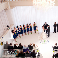 Ceremony, Flowers & Decor, blue, green, venue