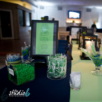 Favors & Gifts, blue, green, Favors, Candy, Inspiration board, Bar