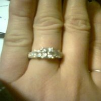 Jewelry, silver, Engagement Rings, Ring