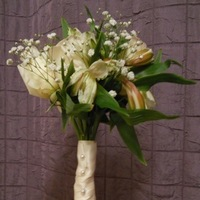 Flowers & Decor, Bride Bouquets, Flowers, Bouquet, Trial