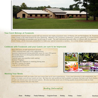 Ceremony, Reception, Flowers & Decor