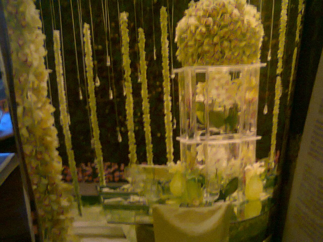 Reception, Flowers & Decor, Decorations
