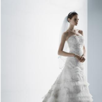Wedding Dresses, Fashion, white, dress, Bridal, Signature, Galina, Davids