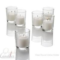Reception, Flowers & Decor, white, Centerpieces, Centerpiece, Candle