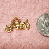 DIY, Reception, Flowers & Decor, gold, Cards, Escort, For, Motorcycle, Charms