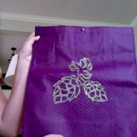 Reception, Flowers & Decor, purple, green
