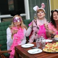 pink, Inspiration board