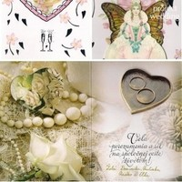 Stationery, white, pink, gold, Invitations, Inspiration board