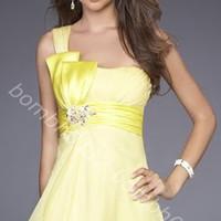 Bridesmaids, Bridesmaids Dresses, Fashion, yellow