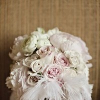 Flowers & Decor, white, pink, silver, gold, Bride Bouquets, Flowers, Bouquet