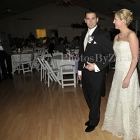 Reception, Flowers & Decor, Wedding Dresses, Fashion, white, silver, dress, Dance, First, Out, For, Our, Stepping
