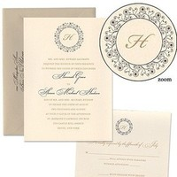 Stationery, Invitations, Traditional