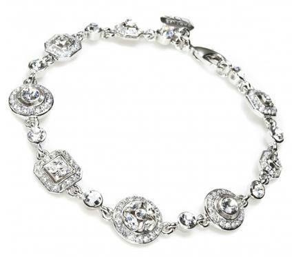 Jewelry, silver, Bracelets, Bracelet, Carolee