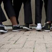 Shoes, Fashion, white, yellow, black, Groomsmen Gifts, Groomsmen, Tennis shoes