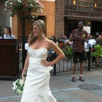 Wedding Dresses, Fashion, white, dress, Jim hjelm