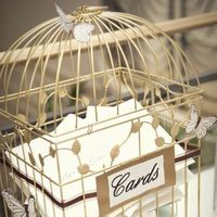 Cards, Birdcage, Inspiration board, Fo
