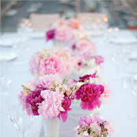 Reception, Flowers & Decor, pink, Flowers, Inspiration board