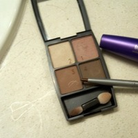 Beauty, pink, brown, Makeup