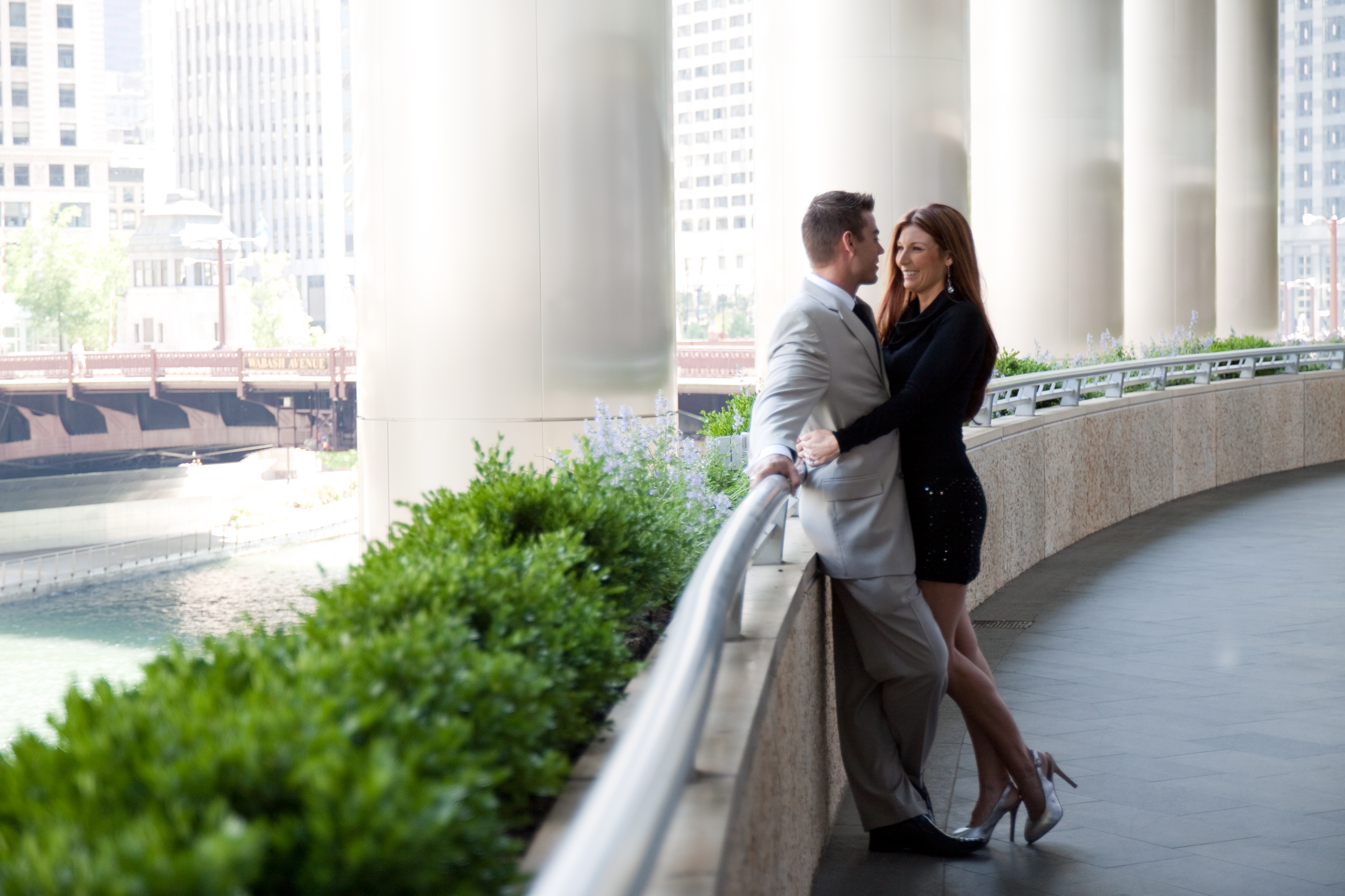 Engagement, Chicago