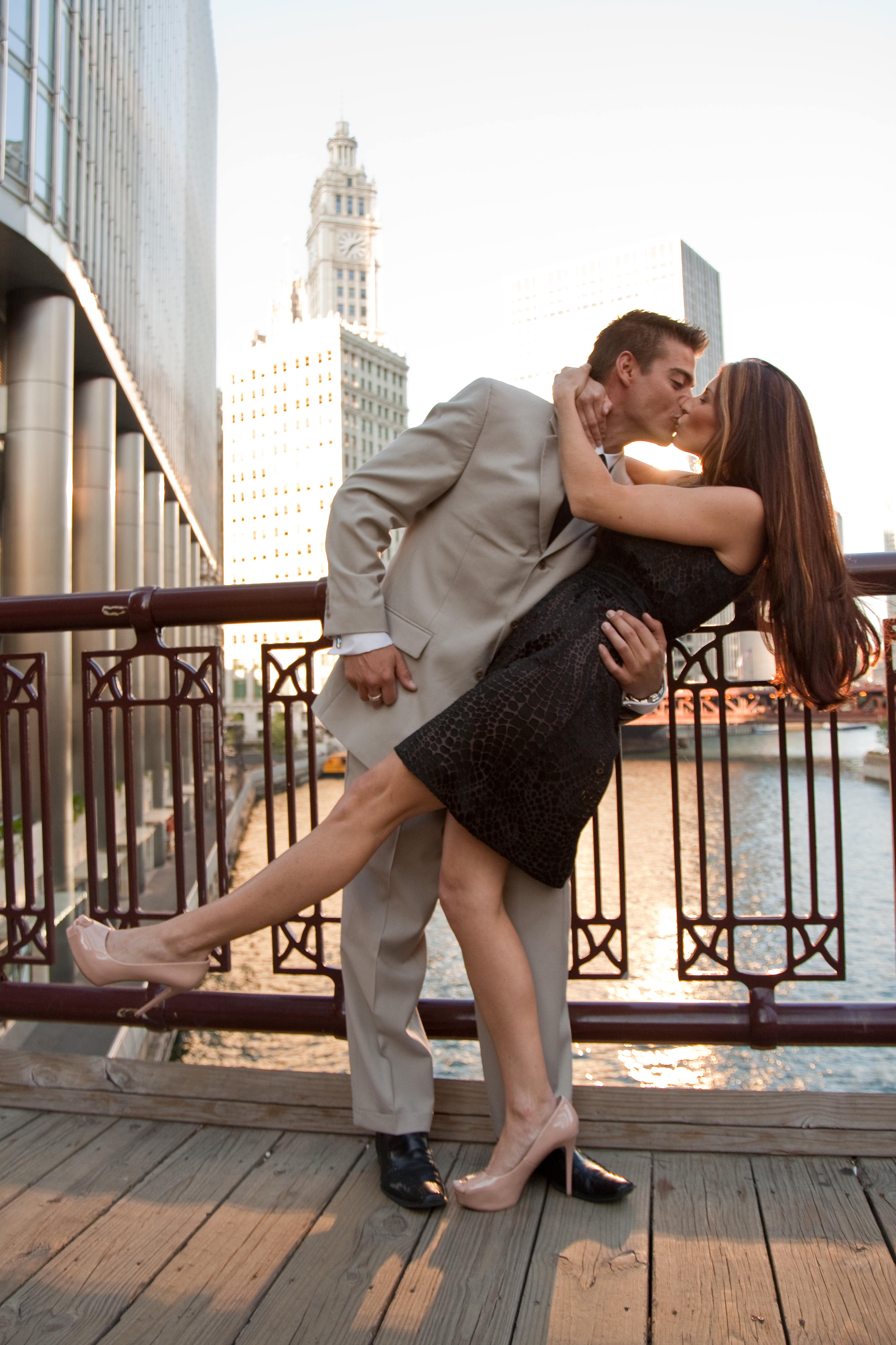 Engagement, Pictures, Chicago