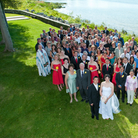 Ceremony, Reception, Flowers & Decor, Guests, Group photo