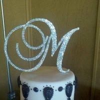 Cakes, white, black, cake