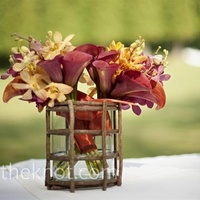 Flowers & Decor, Flowers, Orchid, Calla, And, Lily