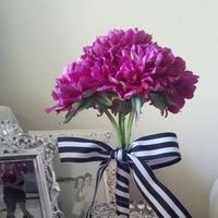 Flowers & Decor, Bridesmaids, Bridesmaids Dresses, Fashion, pink, Bridesmaid Bouquets, Flowers, Flower Wedding Dresses