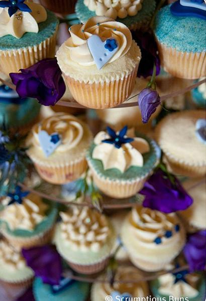 Cupcakes, Wedding