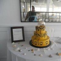 Cakes, yellow, black, cake, Beach, Symbol, Adinkra, Afrikan