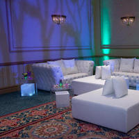 Reception, Flowers & Decor, blue, green, Lighting, Inspiration board