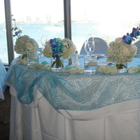 Flowers & Decor, blue, Tables & Seating, Inspiration board, Tables