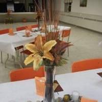 Reception, Flowers & Decor, Centerpieces