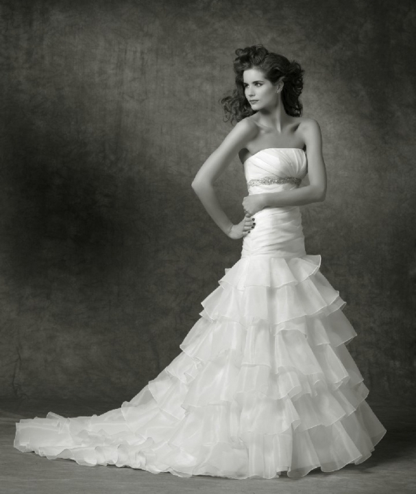 Wedding Dresses, Sweetheart Wedding Dresses, Fashion, white, silver, dress, Sweetheart, 5940