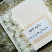 Stationery, white, yellow, silver, invitation, Invitations