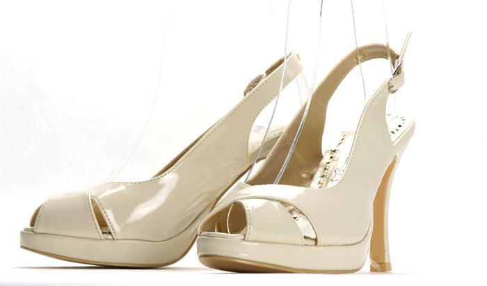 Shoes, Fashion, Beige