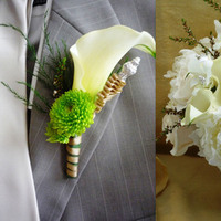 Flowers & Decor, white, gold, Bride Bouquets, Flowers, Bouquet, Inspiration board