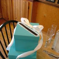 DIY, white, blue, Box, Card