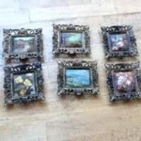 Reception, Flowers & Decor, Small, Frames