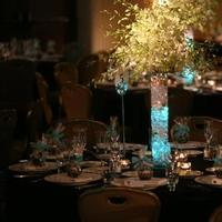 Reception, Flowers & Decor, burgundy, green, brown, black, gold, Flowers, Inspiration board, Blog
