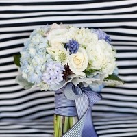 Flowers & Decor, white, blue, Bride Bouquets, Rustic, Flowers, Bouquet